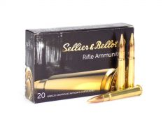 Sellier & Bellot .303 British 180 Gr FMJ