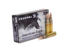 AE223JX Federal American Eagle 223 Remington 55 Grain BT FMJ