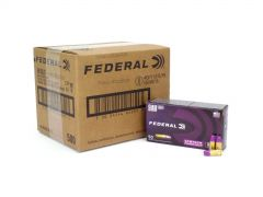 Federal 9mm 147 Gr Syntech Training Match TSJ (Case)