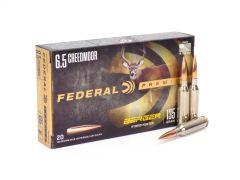 Federal 6.5 Creedmoor 135 Gr Berger Hybrid Hunter (Box)