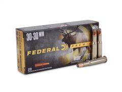 P3030D Federal Premium 30-30 Winchester 170 Grain Nosler Partition (Box)