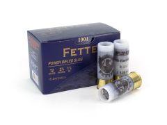 """FETTER-118-R Fetter 12 Gauge 2.75"""" 1-1/8 oz Rifled Slug"""