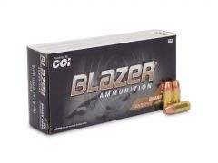 Blazer Brass 9mm 147 Gr FMJ (Box)