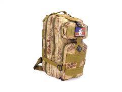 RTAC Medium Backpack w/ Holster - Desert Python