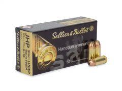 Sellier & Bellot 9mm 115 Grain JHP (Box)
