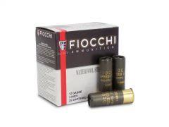 "Fiocchi Shooting Dynamics 12 Ga 3"" 1-1/8 Oz Steel BBB Shot (Box)"