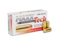 MAXXTech 45 ACP 230 Gr FMJ (Box)