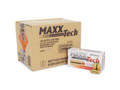 MAXXTech 45 ACP 230 Gr FMJ (Case)