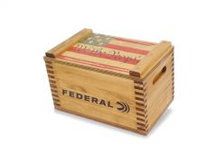 """We The People"" Federal Wooden Crate - 9-3/4"" x 6"" x 6"" (Crate)"