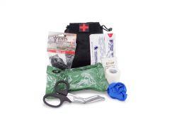 Rattlesnake Tactical Individual First Aid Kit (Black)