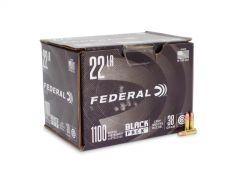 Federal American Eagle Black Pack 22 LR 38 Gr CPHP