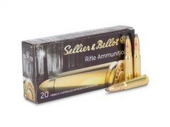 Sellier & Bellot 7.62x39 124 Gr SP (Case)