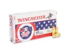 Winchester USA 45 ACP 230 Gr FMJ (Box)