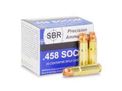 SBR .458 SOCOM 325 GR XTREME DEFENSE (Box)