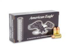 Federal American Eagle 45 ACP 230 Grain Subsonic FMJ (Box)
