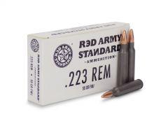AM3089 Box Red Army Standard 223 Remington 55 Grain FMJ (20 Round Box)