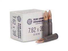 AM3092 Red Army Standard 7.62x39 122 Grain FMJ (20 Round Box)