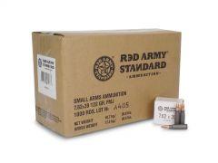 AM3092 Red Army Standard 7.62x39 122 Grain FMJ (1000 Round Case)