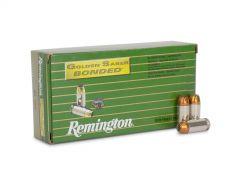 GSB40SWB Remington Golden Saber 40 S&W 180 Gr Bonded JHP 50 Round Box