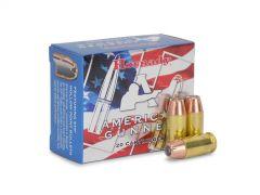 90904 Hornady American Gunner 45 ACP 185 Grain XTP 20 Round Box