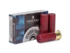 "H13200 Federal Power-Shok 12 Guage 2-3/4"" 9 Pellet 00 Buckshot Box"