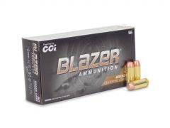 5221-Box Blazer Brass 10mm 180 Gr FMJ