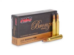 223SP-BOX PMC .223 Rem 55 Grain Soft Point