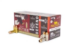 PAE45230HST-BOX Federal Practice & Defend 45 ACP 230 Grain Syntech FMJ - HST JHP