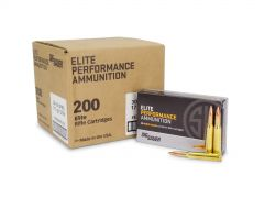 E3006M2-20-CASE Sig Sauer Elite Match 30-06 Springfield 175 Grain OTM (Case)