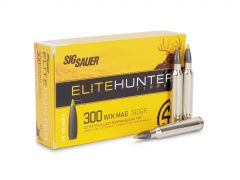 E3WMTH3-20-BOX Sig Sauer Elite Hunter 300 Win Mag 180 Grain Tipped (Box)