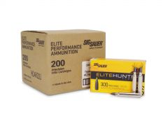 E3WMTH3-20-CASE Sig Sauer Elite Hunter 300 Win Mag 180 Grain Tipped (Case)