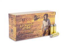 HSM-44M-11-N-BOX HSM Cowboy Action 44 Mag 200 Grain Round Nose Flat Point (Box)