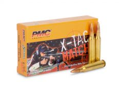 223XM-BOX PMC X-TAC Match 223 Remington 77 Grain OTM (Box)