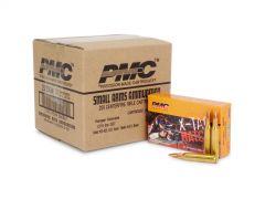 223XM-CASE PMC X-TAC Match 223 Remington 77 Grain OTM (Case)