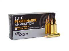 Sig Sauer Elite Performance 22-250 Rem 40 Grain HP