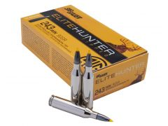 E243TH2-20 Sig Sauer Elite Hunter 243 Winchester 90 Grain Tipped