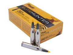 E260TH1-20 Sig Sauer Elite Hunter 260 Remington 130 Grain Tipped (Case)