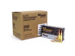 Sig Sauer Elite Performance .308 WIN 168 Grain OTM Case E308M1-20-CASE