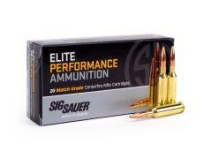 Sig Sauer Elite Performance 6.5 Creedmoor 140 Grain HP