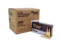Sig Sauer Elite Performance 6.5 Creedmoor 140 Grain HP Case E65CM1-20-CASE
