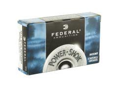 "Federal Premium 12 Gauge 2.75"" 27 Pellets 4 Buckshot F1274B Ammo"