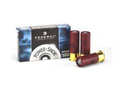 "Federal Power-Shok 12 Gauge 2-3/4 1 Oz Rifled Slug"""