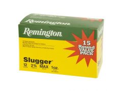 "26880 Remington Slugger 12 Gauge 2.75"" 1oz Rifled Slug"