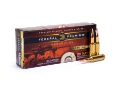 Federal Gold Medal 6.5 Grendel 130 Grain OTM (Case)