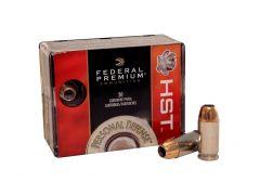 Federal HST Micro 45 ACP 230 Grain JHP Case P45HST2S-CASE