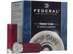 "Federal Top Gun 12 Ga 2-3/4"" 1-1/8 Oz 7.5 Shot (Box)"