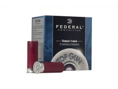 "Federal Top Gun 12 Ga 2-3/4"" 1-1/8 Oz No.9 Shot (Case)"