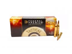 Federal LE Tactical Rifle Urban 223 Remington 64 Grain SP
