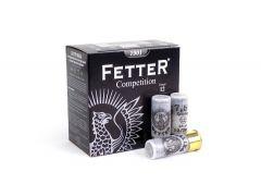 """FETTER-1-75 Fetter Competition 12 Gauge 2.75"""" 1 oz 7.5 Shot"""