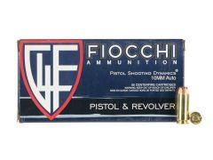 FIO10APHP-BOX Fiocchi Shooting Dynamics 10mm 180 Grain JHP